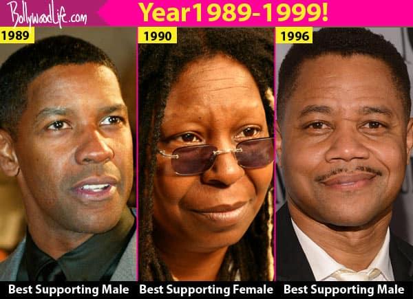 Oscars-1989-1999