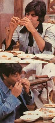 This scene from Amitabh Bachchan and Dharmendra's Sholay was chopped and we know why!