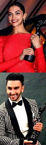 Filmfare Awards 2016 winners list: Deepika Padukone, Ranveer Singh and Bajirao Mastani sweep away all the awards!