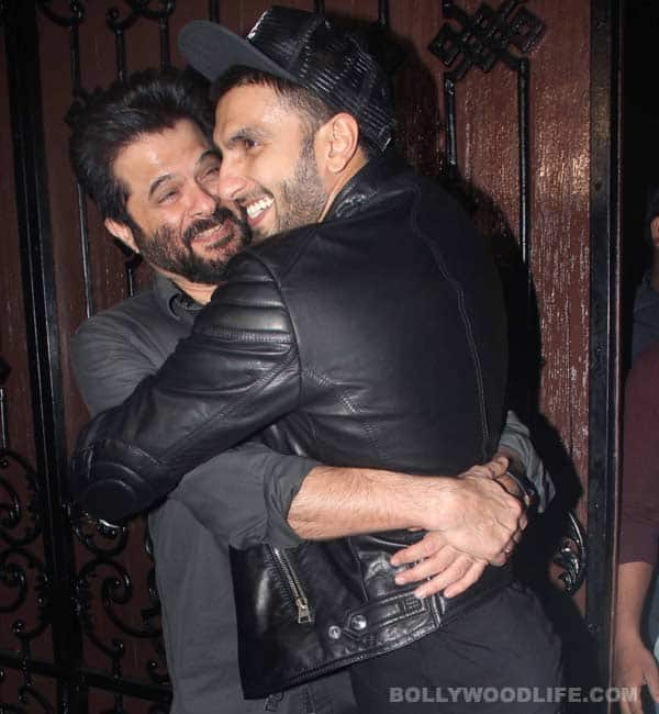 Aww! Sonam Kapoor thinks Ranveer Singh should play her father Anil Kapoor in his biopic!