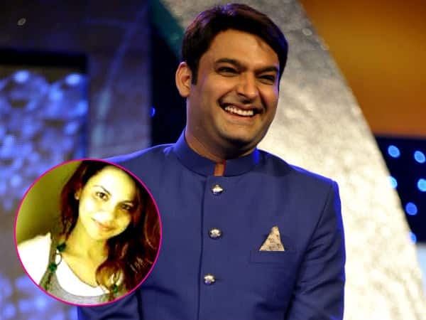 Kapil Sharma reveals about his special someone in the most HILARIOUS manner!