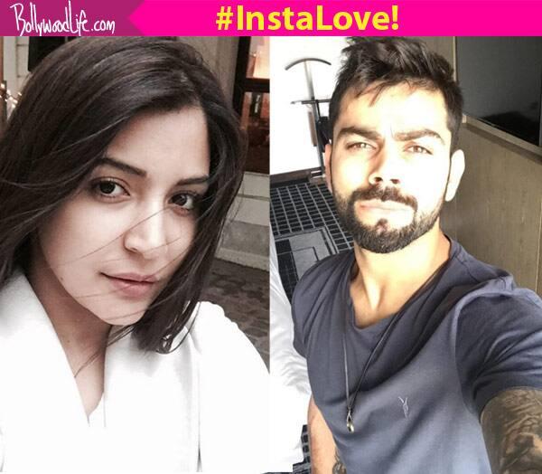 Are Anushka Sharma and Virat Kohli sending SECRET MESSAGES to each other through Instagram?
