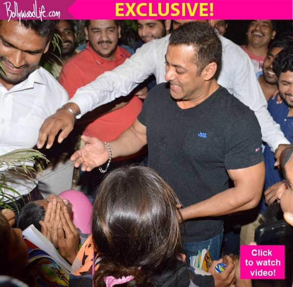 What Salman Khan did for street kids is simply EXTRAORDINARY – watch video!