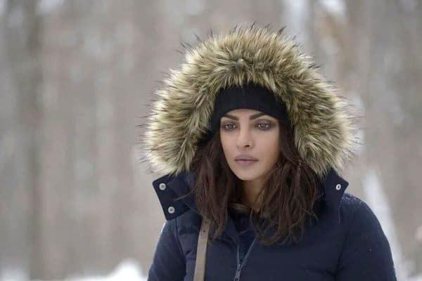 Priyanka Chopra's still from Quantico episode no 14
