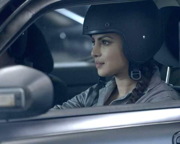Priyanka Chopra's pic from Quantico episode no 14