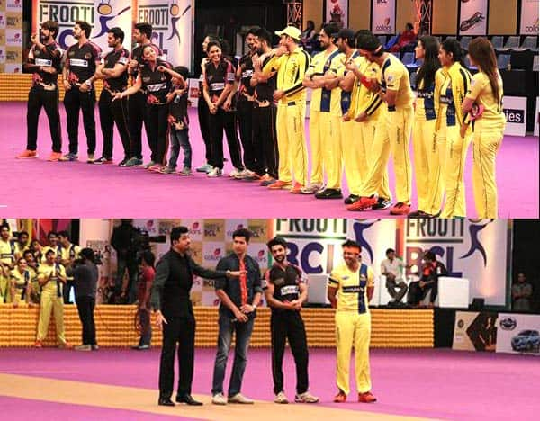 Box Cricket League 2016: Sunny Leone's Chennai Swaggers wins the toss but FAILS to impress, while Delhi Dragons led by Karan Wahi are on a roll – watch video!