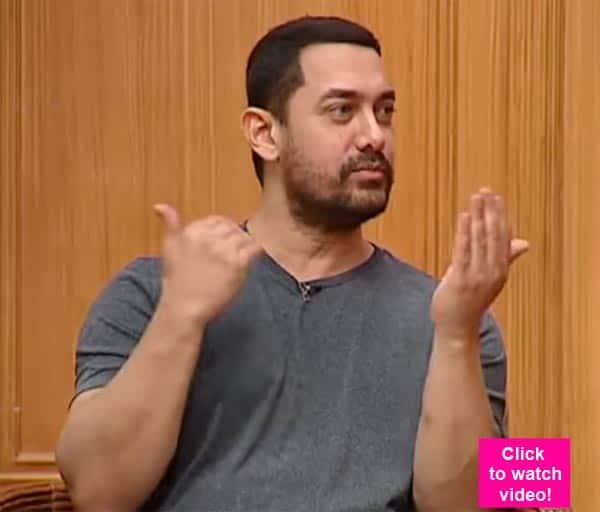 10 shocking REVELATIONS made by Aamir Khan on Aap Ki Adalat!
