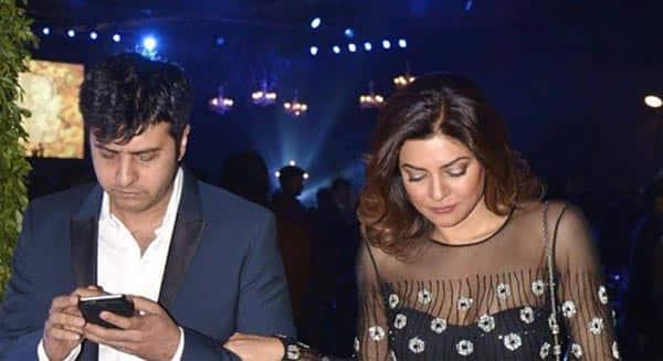 Sushmita Sen REUNITES with her ex boyfriend Ritik Bhasin – view pics!