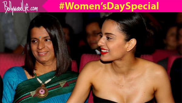 5 revelations about feminism by Kangana Ranaut and Rangoli Chandel will make your Women's Day special!