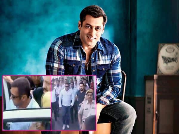 Salman Khan black buck poaching case: The actor reaches Jodhpur for the hearing of his case