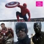 Captain America: Civil War trailer 2: Spider-Man FINALLY makes his debut in this war between Tony Stark and Steve Rogers!