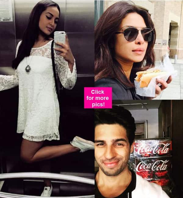 Alia Bhatt, Sidharth Malhotra, Priyanka Chopra, Sonakshi Sinha – 7 Bollywood actors who ROCKED Instagram this week!