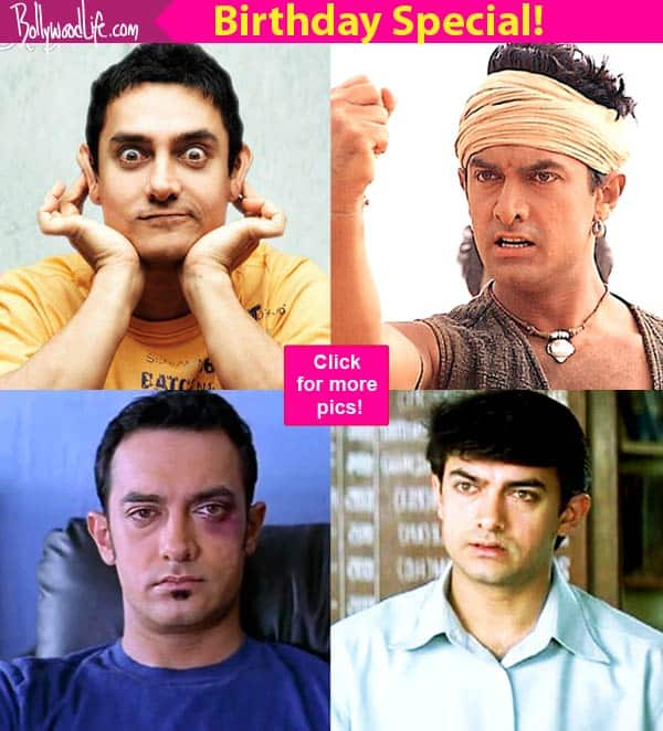 3 Idiots Lagaan Dil Chahta Hai 10 Films That Showed Us Why Aamir