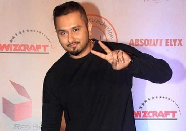 During the DARK 18 months, Yo Yo Honey Singh resorted to writing poems!