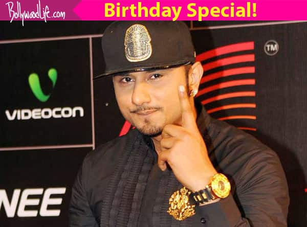 7 lesser known facts about Yo Yo Honey Singh we bet you didn't know!