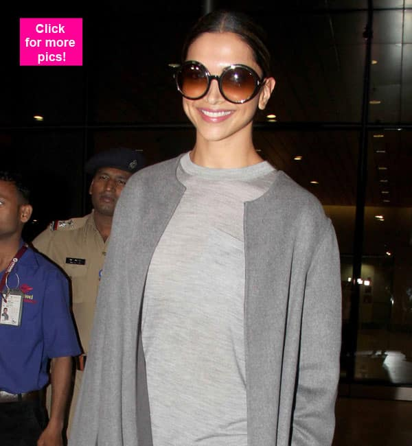 Why has Deepika Padukone returned from Hollywood so soon? – view HQ pics!