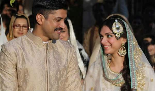Aditi Rao Hydari OPENS UP about her link up with Farhan Akhtar!