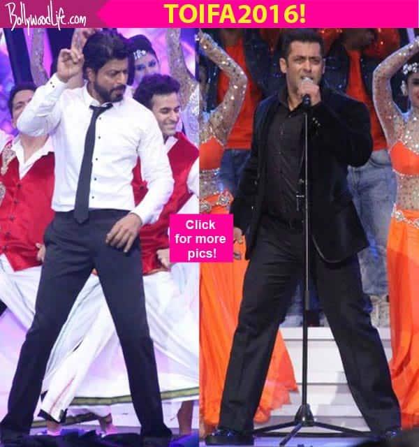 Inside pics: Salman Khan, Shah Rukh Khan, Kareena Kapoor DAZZLE at TOIFA!
