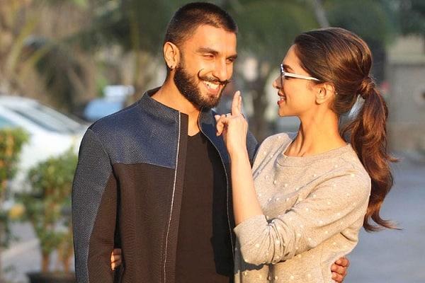 Aww! Look how Ranveer Singh SURPRISED Deepika Padukone on her return from Hollywood – view pic!