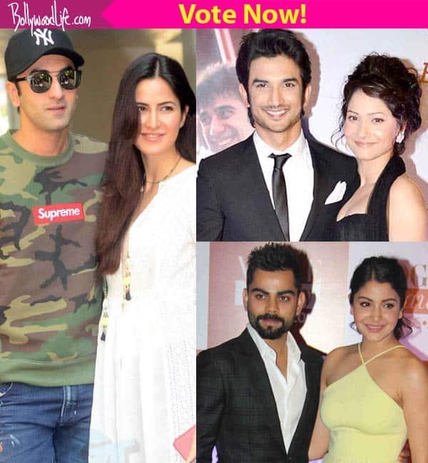 Sushant – Ankita, Anushka – Virat or Ranbir – Katrina: which ex-couple should patch up?