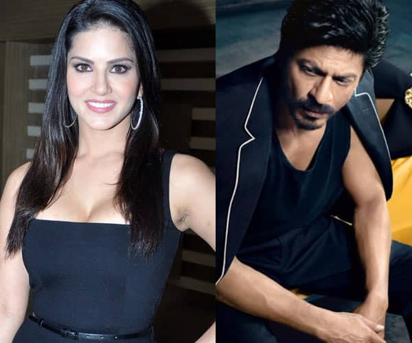 Sunny Leone and Shah Rukh Khan start shooting for the item number in Raees!