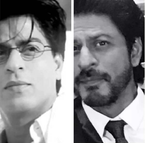From Raj Aryan in Mohabbatein to Aryan in Fan: Shah Rukh Khan has aged like fine wine!