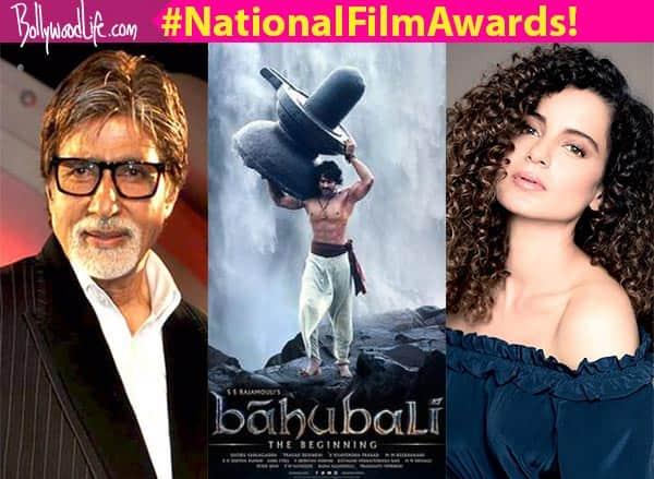 National Film Awards 2015 winners list: Amitabh Bachchan, Kangana Ranaut, Sanjay Leela Bhansali and Bahubali WIN top honours!