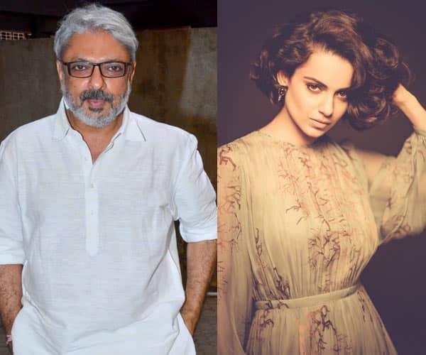 Sanjay Leela Bhansali on WORKING with Kangana Ranaut after Deepika Padukone- watch video!