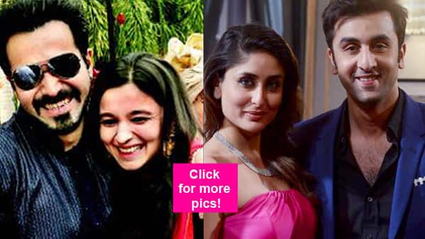Ranbir Kapoor – Kareena Kapoor, Ranveer Singh – Sonam Kapoor – Good looking stars who cannot be paired romantically on screen!