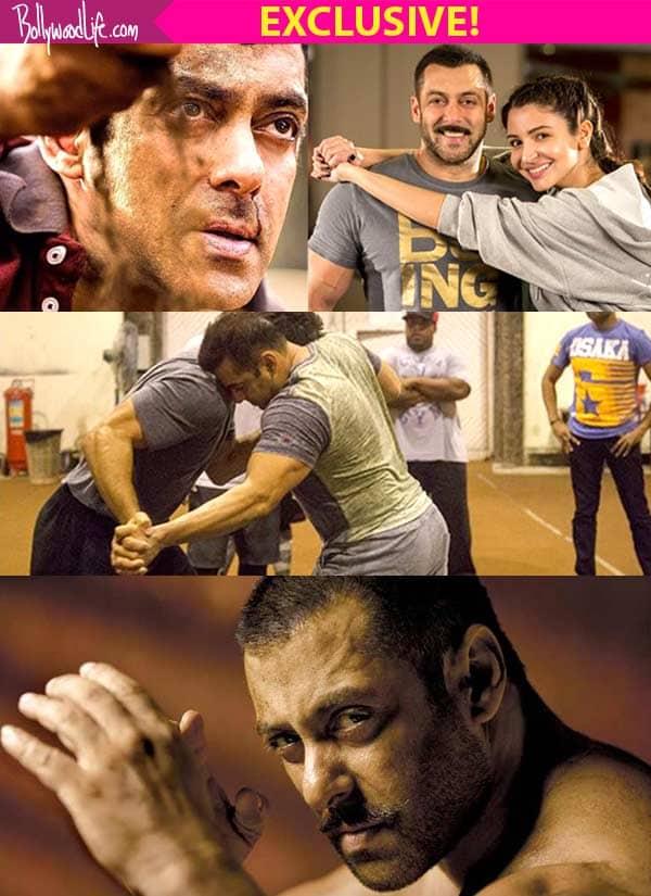 Salman Khan's Sultan in a MAD RUSH to meet its Eid release deadline!