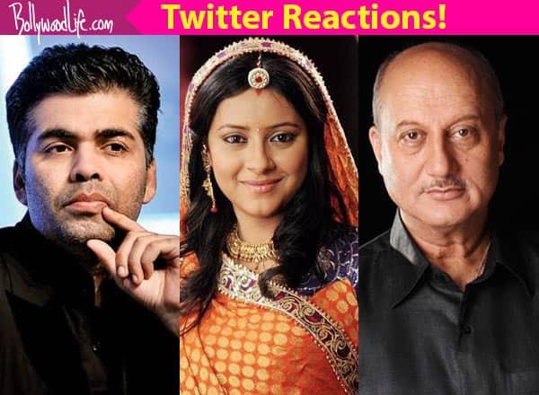 Pratyusha Banerjee suicide: Rishi Kapoor, Karan Johar, Anupam Kher, Aamir Ali LAMENT the loss of the Balika Vadhu actress!