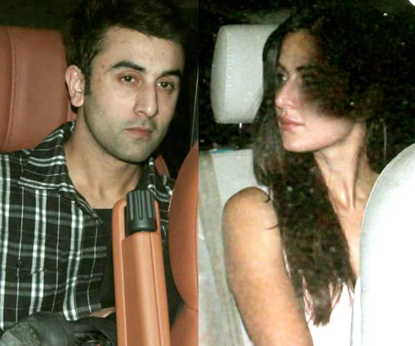 Ranbir Kapoor and Katrina Kaif IGNORED each other at Aarti Shetty's party?