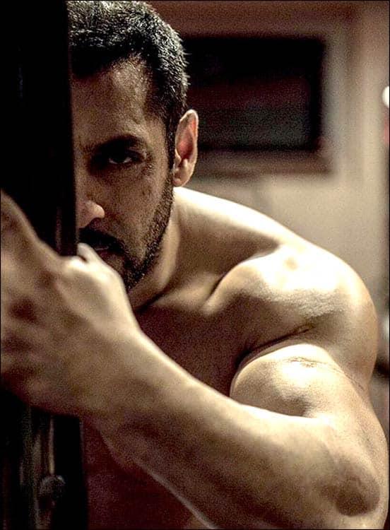salman khan shirtless sultan
