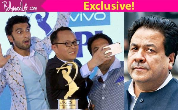 When IPL chairman Rajeev Shukla was TROLLED by Ranveer Singh's DELAYED arrival!