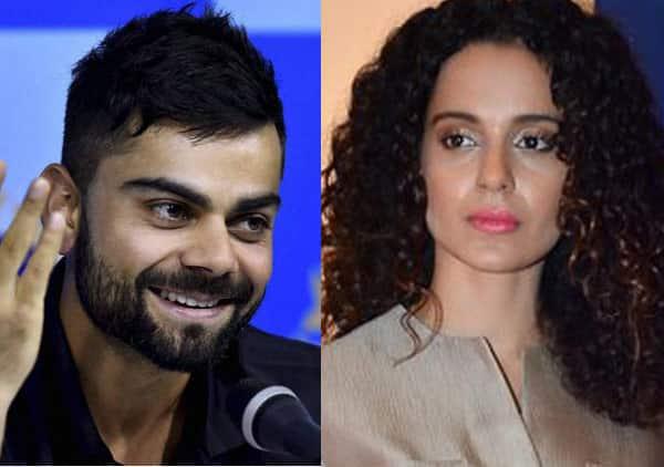 Kangana Ranaut to share screen with Anushka Sharma's ex beau Virat Kohli!