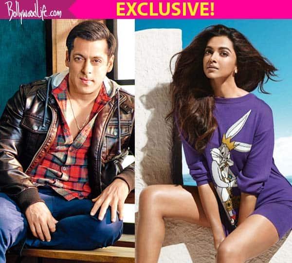 Confirmed! Deepika Padukone to FINALLY romance Salman Khan in Kabir Khan's next!