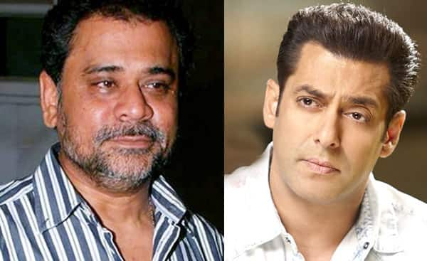 Salman Khan and Anees Bazmee finally bury the hatchet!