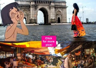 We spotted The Jungle Book's Mowgli CHILLING at these 5 places in Mumbai - view pics!
