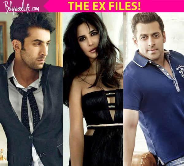 Katrina Kaif's EX LOVERS Salman Khan and Ranbir Kapoor give each other a ROYAL IGNORE at Anant Ambani'sparty!