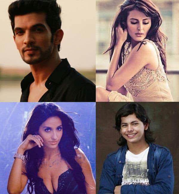 Jhalak Dikhhla Jaa 9: Arjun Bijlani, Karishma Tanna, Shakti Arora, Nora Fatehi, Mandana Karimi – here's a look at the prospective contestants!