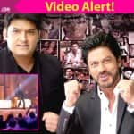 Shah Rukh Khan shows Kapil Sharma how to be a JABRA Fan on The Kapil Sharma Show – watch videos!
