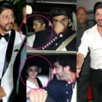Shah Rukh Khan proves he's a TRUE gentleman, LENDS his coat to Alia Bhatt – view pics!