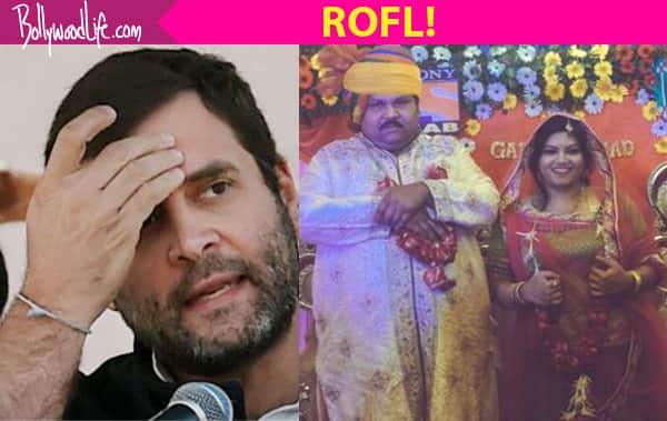Chidiya Ghar: Twitterati TROLLs Rahul Gandhi on #GadheKiShaadi