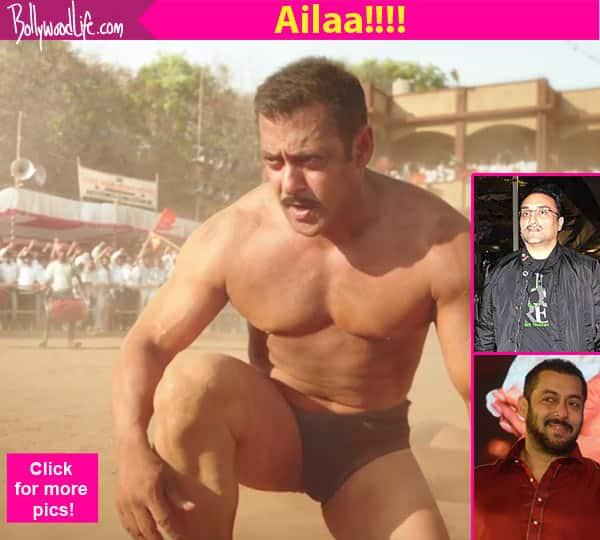28 years, 90 films, and ONE Aditya Chopra – that's how long it took Salman Khan to take off his PANTS forSultan!