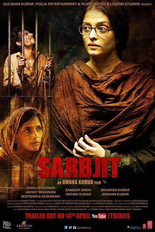 Sarbjit trailer: Aishwarya Rai Bachchan, Randeep Hooda's film is INTENSE and equally DISTURBING!