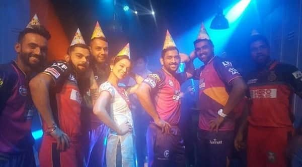 Kangana Ranaut all set for a dance off with Virat Kohli and MS Dhoni – watch video!
