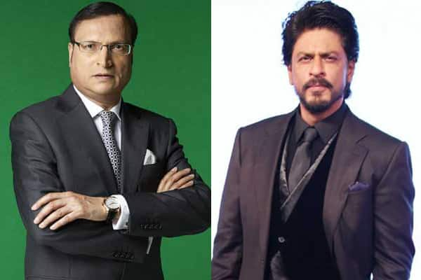 Popular host Rajat Sharma to be a part of Shah Rukh Khan's Fan!