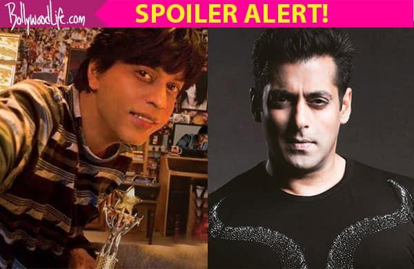 SPOILER ALERT! Salman Khan in Shah Rukh Khan'sFan!