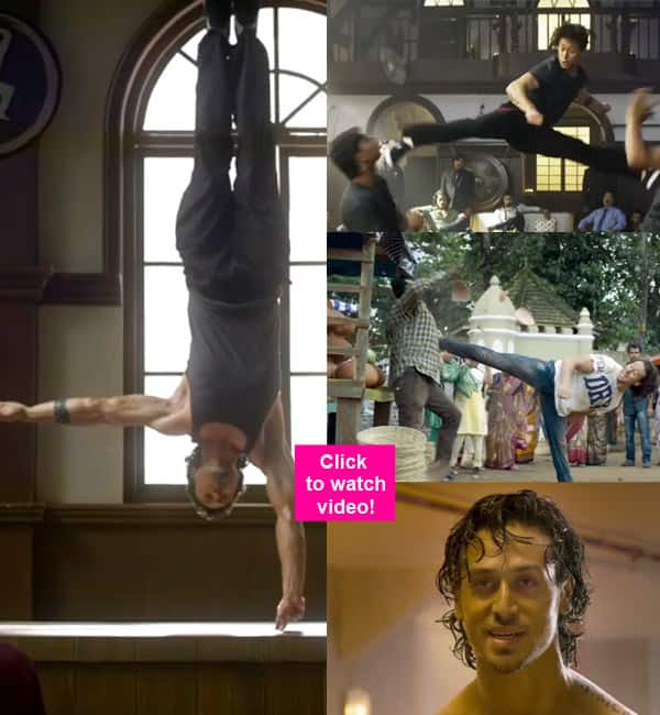 Baaghi dialogue promo: Already IMPRESSED with Tiger Shroff's stunts? He has just started, dude!!