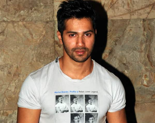 Varun Dhawan to donate the money he will receive for dubbing Captain America: Civil War!